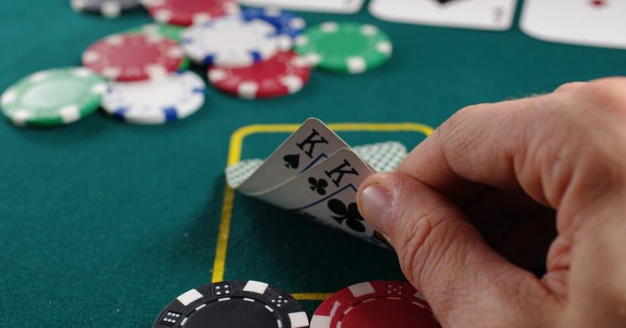Estrategias de póquer en línea