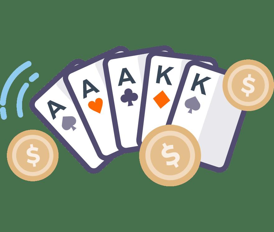 Los 107 mejores sitios de Casino de Póker en línea en Uruguay