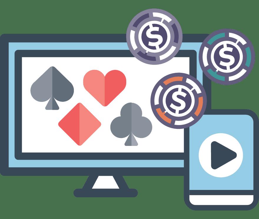 Los 85 mejores sitios de Casino de Vídeo póker en línea en Uruguay
