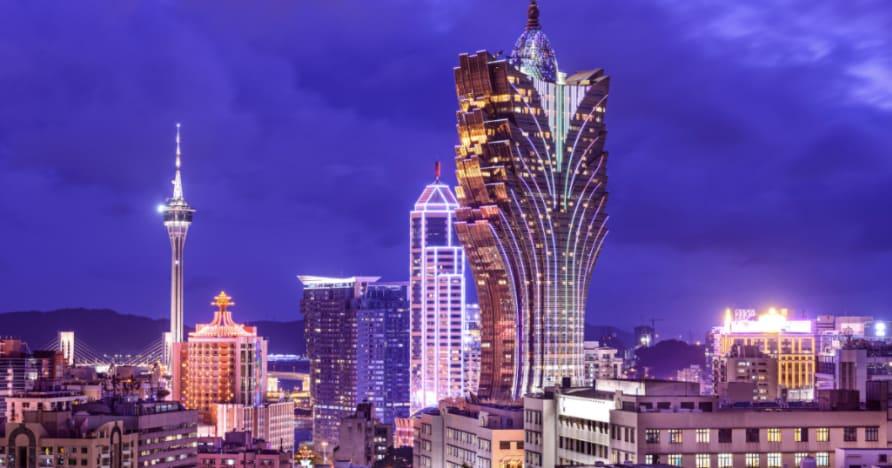 Haz un viaje al este con Mr.Macau de Betsoft