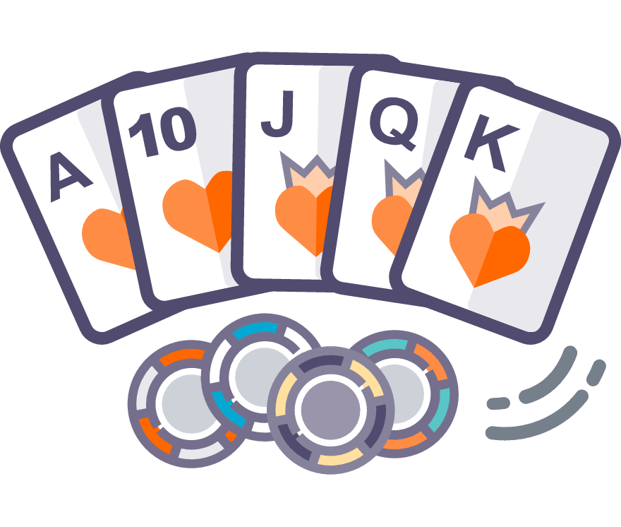 Los 47 mejores sitios de Casino de Texas Holdem en línea en Uruguay