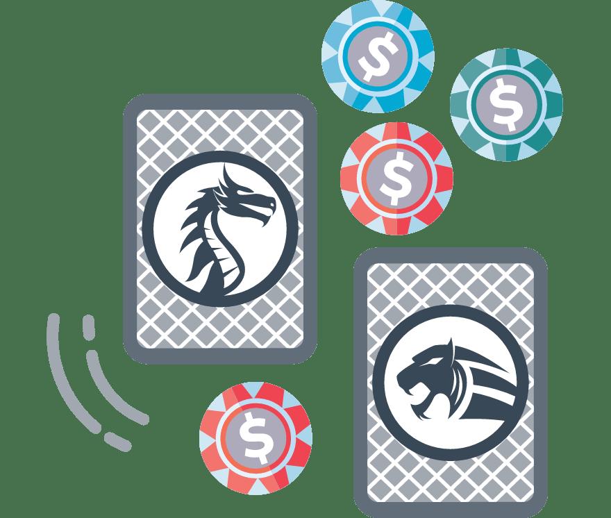 Los 52 mejores sitios de Casino de Dragón Tigre en línea en Uruguay